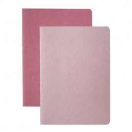 Notizbuch, 2'er Set - Notebook A5, Ooty Blush - BUNGALOW