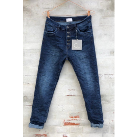 Jeans - Malou, Dark Denim - Cabana Living