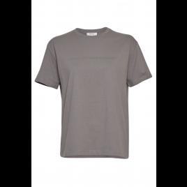 Shirt - Liv Organic, Grey/Grey - Moss Copenhagen