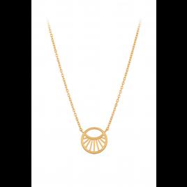 Halskette - Small Daylight, Gold - Pernille Corydon