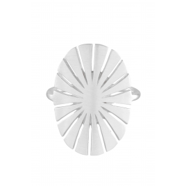 Ring - Flare, Silber - Pernille Corydon