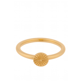 Ring - Small Sun, Gold - Pernille Corydon