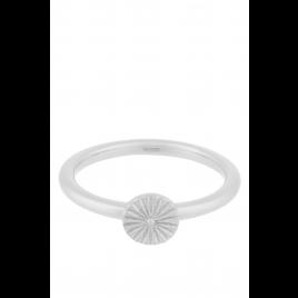 Ring - Small Sun, Silver - Pernille Corydon