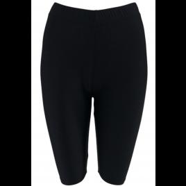 Shorts - Tight, Black - BLACK COLOR