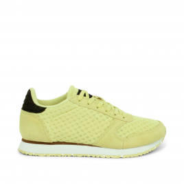Sneaker  - Ydun Suede Mesh II, Lemongrass - Woden
