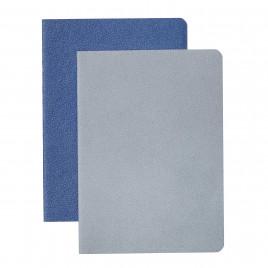 Notizbuch, 2'er Set - Notebook A5, Ooty Topaz - BUNGALOW